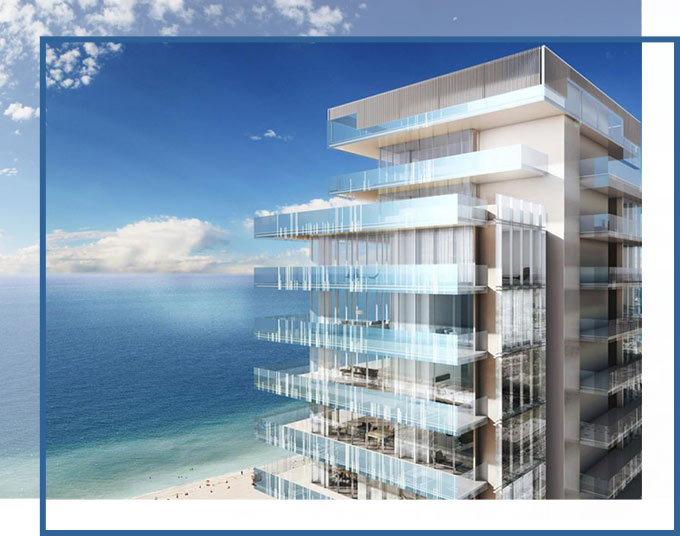 Oceanfront High-rise Image | Commercial Lending Services Lawyer GADC Law