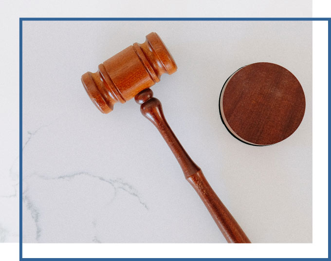 Gavel on a Marble Table | Enforcement of Final Judgements Attorneys of GADC Law