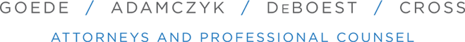 Goede, Adamczyk, DeBoest & Cross Lawyers Logo | Naples, Florida Attorneys