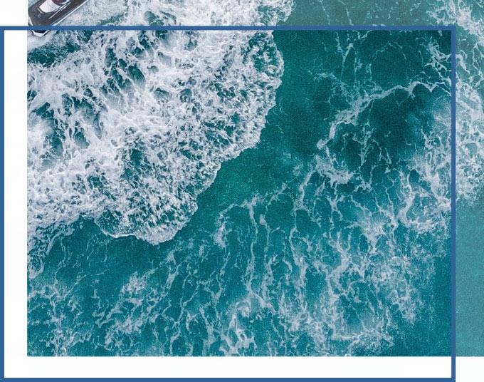 Churning Ocean | Hurricane Claims Attorney GADC Law