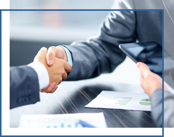 Businessmen Shaking Hands Image | Loan Restructuring, Foreclosures & Collection Services Lawyer GADC Law