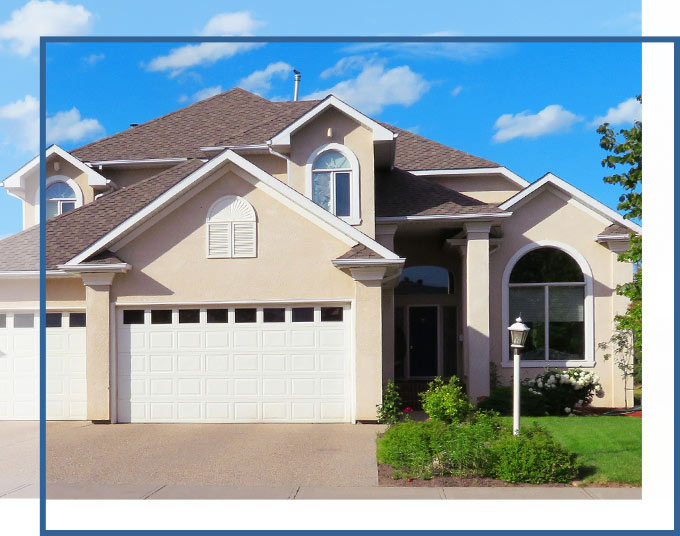 Home exterior on a clear day | Property Assest Settlement Services Attorneys of GADC Law