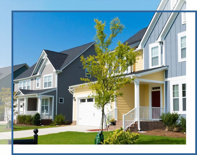 Image of a Nice Florida Neighborhood | Residential Property Claims GADC Law